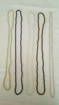 Necklaces 5 for $5