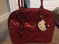 Hello Kitty (Sanrio) Loungefly Bag Springfield, R0E