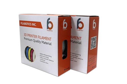 two 3D Printer Filament boxes for sale  Toronto