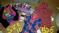 New girls clothes bundle size 10 Theodore, 36582