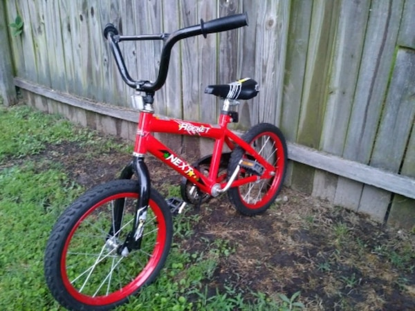 "Child's ""NEXT ROCKET"" 16in. Bicycle 4a35946c-052b-4e86-934a-04200292273e"