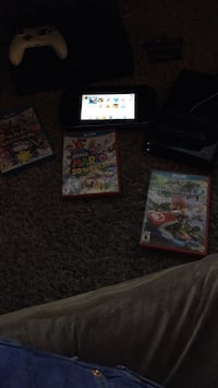 Wii U with games Reno, 89502