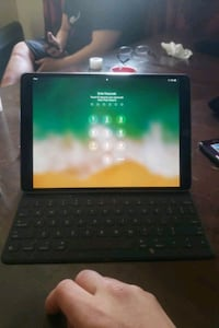 iPad with key pad just passcode locked asking for 300$obo