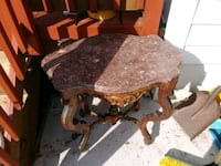 Red marble victorian parlor tbi Baltimore, 21229