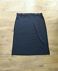 XL black skirt Modesto, 95356