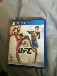 UFC 2 PS4 game case Green Bay, 54304