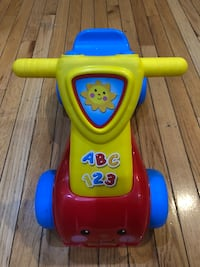 Fisher Price Ride on Toy Bristow, 20136