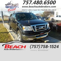 2008 Ford F-150 XLT Norfolk, 23518