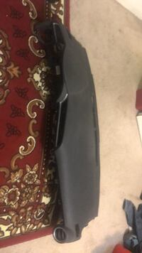 black and brown floral leather wallet Falls Church, 22041