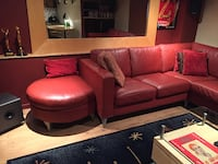 Leather Sectional Toronto