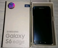 Samsung Galaxy S6 edge 64Gb.    6401 km
