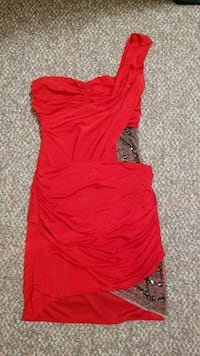 red dress  Kitchener