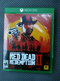 New Red Dead Redemption 2 For Xbox 1 Ellenwood, 30294