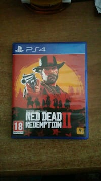 RED DEAD REDEMPTION PS4 HARİTALI