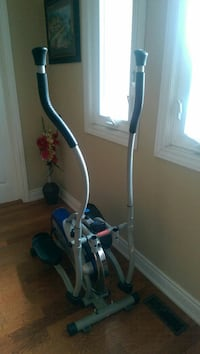 gray elliptical trainer Brampton, L6W 3X7