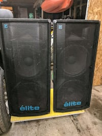 Yorkville elite ex1000 speakers