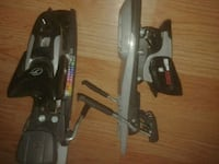 black and gray brand new bindings Calgary, T2A 4H5