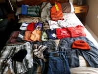 Mens wear $20 for the lot Niagara Falls, L2H 0B6