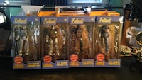 Fallout 4 power armor full set of sets Selkirk, 12158