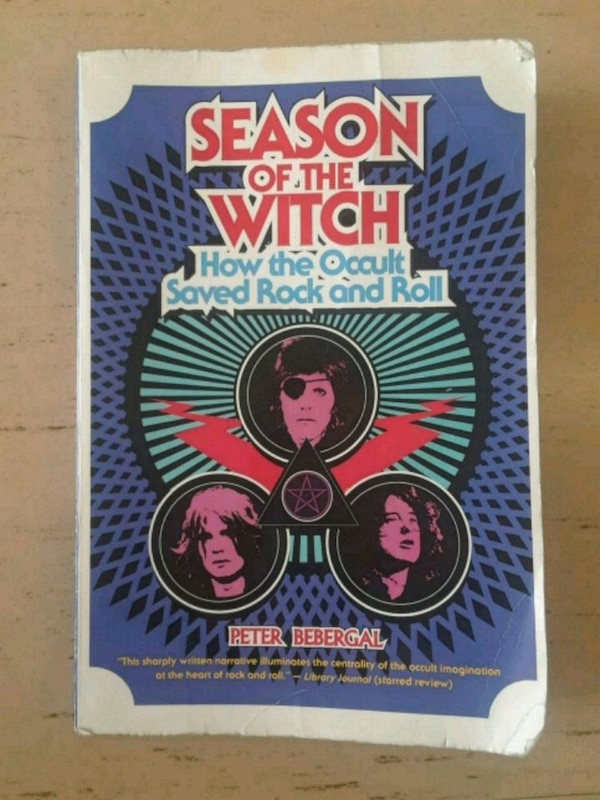 Season of the Witch: How Occult Saved Rock & Roll