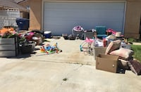 Buy our yard sale! Accepting offers :) must take all Palmdale, 93550