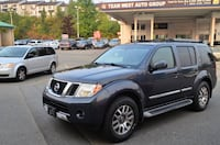 Team West Auto Group 2010 Nissan Pathfinder LE 4WD Local No accident One owner 7 seats Vancouver
