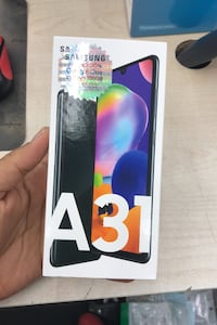 Samsung A31 Brand new unlocked phone. Mississauga, L4W 1C9
