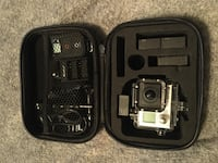 GoPro hero 3 silver ,4 batteries , remote and protective carrying case Newark, 94560