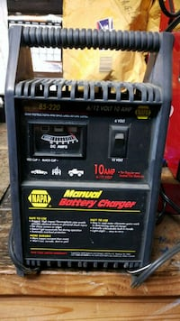 black and red Predator 4000 portable generator Newark, 94560