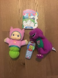 Infant toys/book Angus, L0M