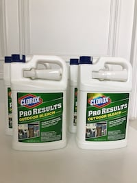 1 Case ( 4 Gallons) Outdoor Clorox Professional Strength  Columbia, 29045