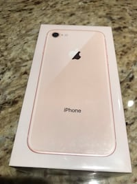 Brand new In the box - iPhone 8 rose gold 256GB. Can be picked up in Richmond or Vancouver. Only message if you want to buy. Price is not negotiable Richmond, V6W