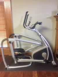 gray and black elliptical trainer North Richland Hills, 76180