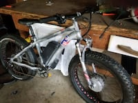 Double motor ebike front and rear hub Surrey
