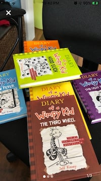 DIARY OF A WIMPY KID 13 BOOKS Toronto, M6N 2G3