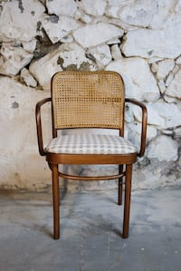 Vintage Mid Century Thonet-Inspired Bentwood Chairs