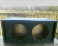 15 in ported Labyrinth subwoofer enclosure  Opelousas, 70570