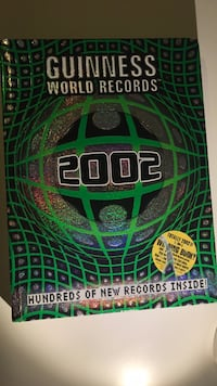 Guinness World Records 2002 Brookeville, 20833