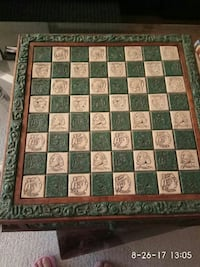 green and white checked chessboard Richmond Hill, L4C 6K7