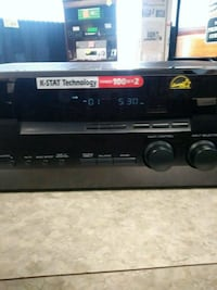 Kenwood Stereo Receiver.......great ????.....