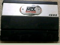 Mtx car amp works perfect  Edmonton, T5Z 0E7
