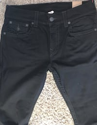 BRAND NEW black true religion jeans size 33 Lake Forest, 92630