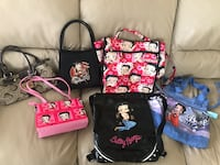 6 Betty Boop purses and bags! Elk River, 55330