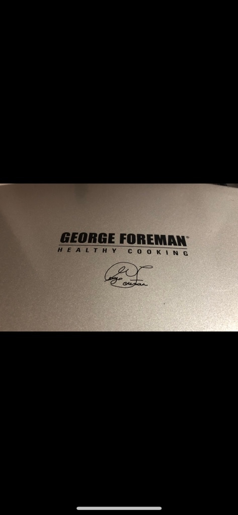 George Foreman Gp160a Outdoor Portable Propane Grill For ...