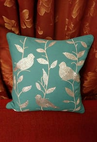 Teal Decorative Pillow -  $9.00 Montgomery Village, 20886