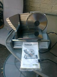 * New Cuisinart Food Slicer  Thorold, L2V 4L3