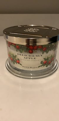 homeworx candle several scents Ankeny, 50023