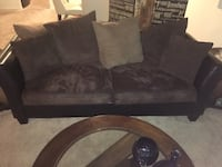 Microfiber Love Seat and Couch West Bloomfield, 48322