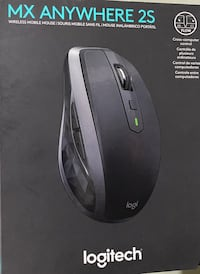 Logitech Mx Anywhere 2s wireless mouse- Brand new!