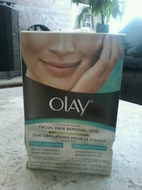 *Olay Facial Hair Removal Duo Kit* Calgary, T2B 1P7